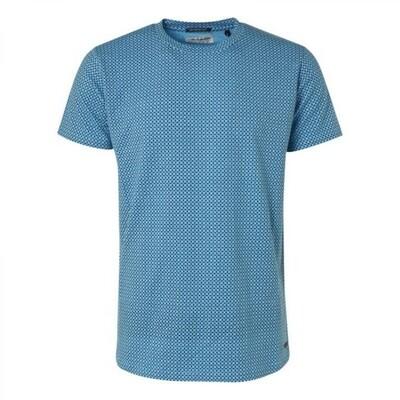 No Excess T-shirt 96350512 aqua