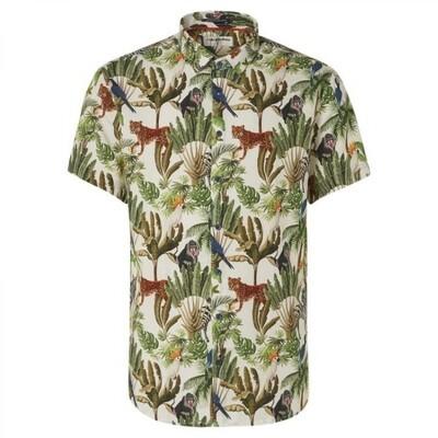 No Excess Shirt 96420406 wit