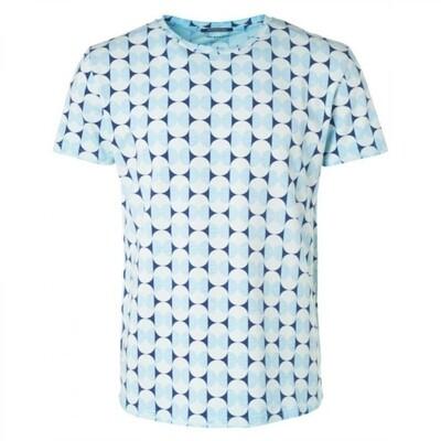 No Excess T-shirt 96340508 licht blauw
