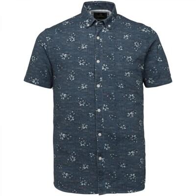 Vanguard Shirt VPlS213251 indigo