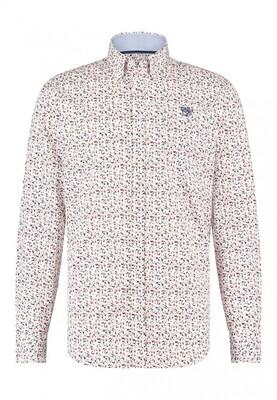 Bluefields Overhemd 21431014 koraal
