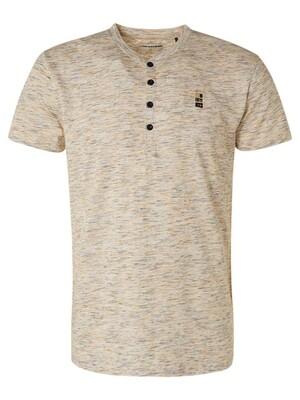 No Excess T-shirt 11320354 perzik