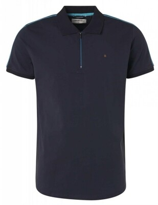 No Excess Polo 96370510 donker blauw