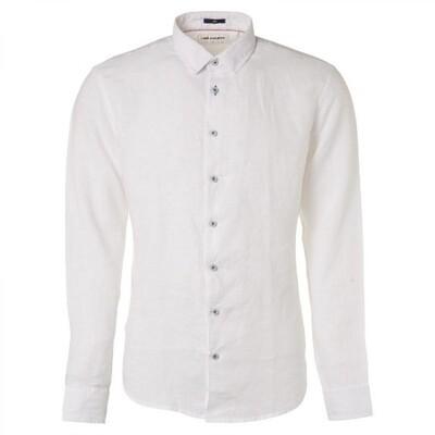 No Excess Shirt 11410234 wit