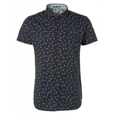 No Excess Shirt 96490504 donker blauw