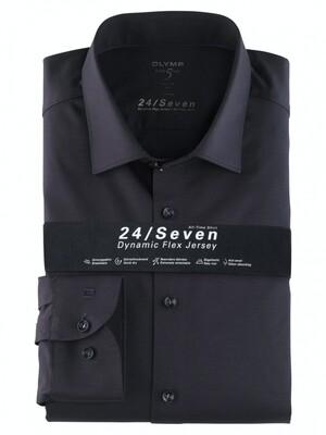 Olymp Overhemd 24/7 Level 5 200864L5 blauw