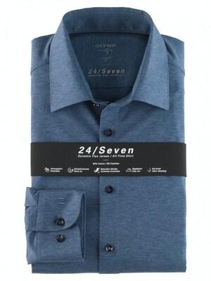 Olymp Overhemd 24/7 Level 5 200864L5 licht blauw