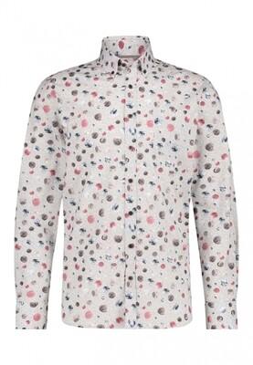 State of Art Overhemd 21421202 oud roze