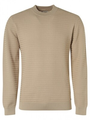 No Excess Sweater 12210830 stone
