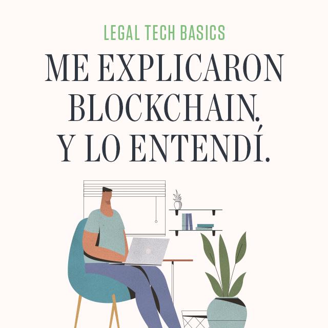 Curso Legal Tech Basics: Blockchain