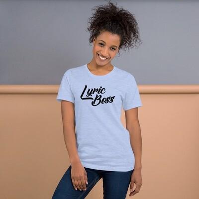 Lyric Boss Short-Sleeve Unisex T-Shirt (Light)