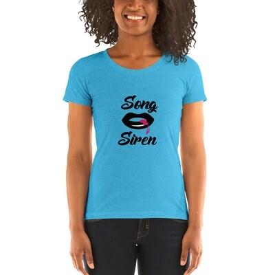 Song Siren Ladies' Short Sleeve T-shirt