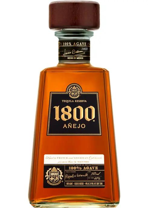 1800 Anejo   375 ML