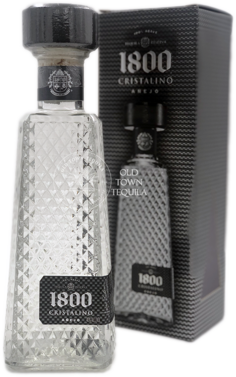 1800 Cristalino Anejo   375 ML