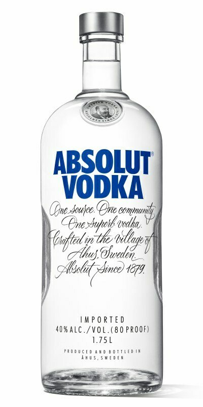 Absolut Vodka | 375 ML