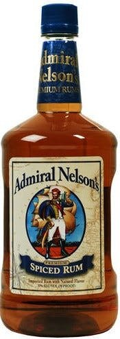 Admiral Nelson's Spiced   1.75 L