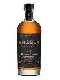 Amador Double Barrel   750 ML