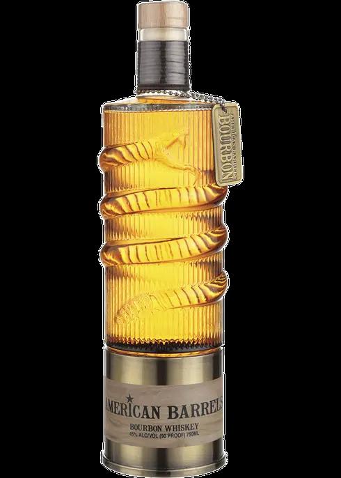 American Barrels Kentucky Bourbon   750 ML