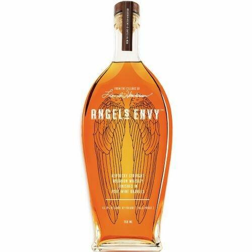 Angel's Envy Bourbon | 750 ML