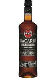 Bacardi Black   750 ML