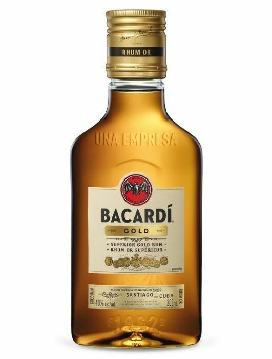 Bacardi Gold | 200 ML