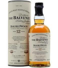 Balvenie 12 Year Doublewood | 750 ML
