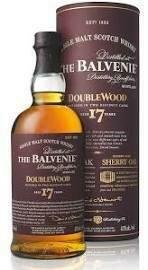 Balvenie 17 Year Doublewood | 750 ML