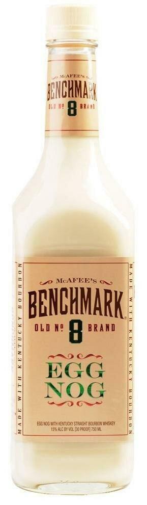 Benchmark No 8 Egg Nog | 750 ML
