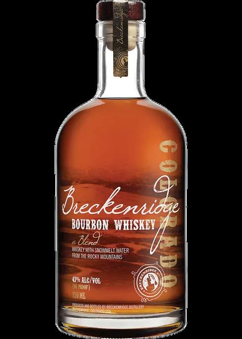 Breckenridge Bourbon Whiskey   750 ML