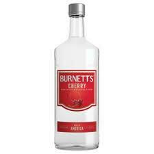 Burnett's Cherry   750 ML