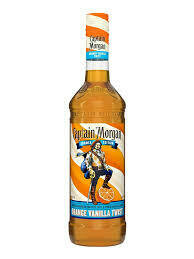 Captain Morgan Orange Vanilla Twist   750 ML