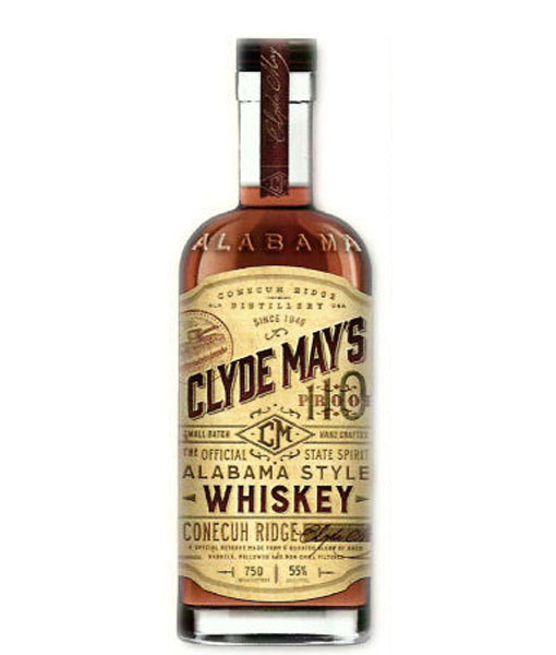 Clyde May's Conecuh Ridge 110   750 ML