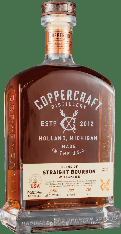 Coppercraft Blend Of Straight Bourbon | 750 ML