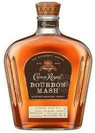 Crown Royal Bourbon Mash   375 ML