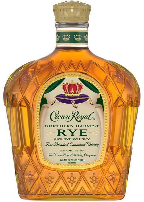Crown Royal Northern Harvest Rye | 750 ML