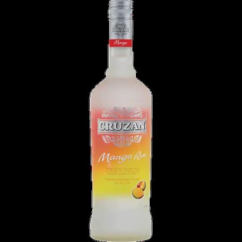 Cruzan Mango Rum   750 ML