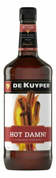 Dekuyper Hot Damn | 375 ML