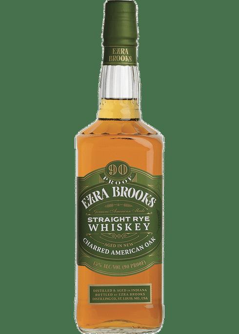 Ezra Brooks Rye | 750 ML