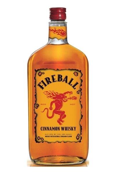 Fireball Cinnamon Whisky | 1.75 L
