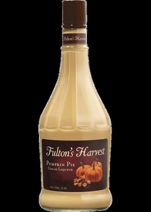 Fulton's Pumpkin Pie Cream Liqueur | 750 ML