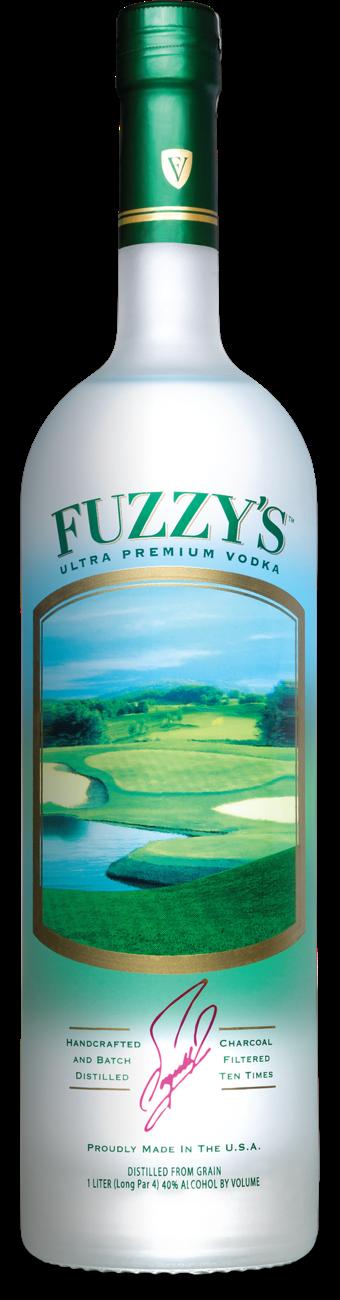 Fuzzy's Ultra Premium Vodka | 750 ML