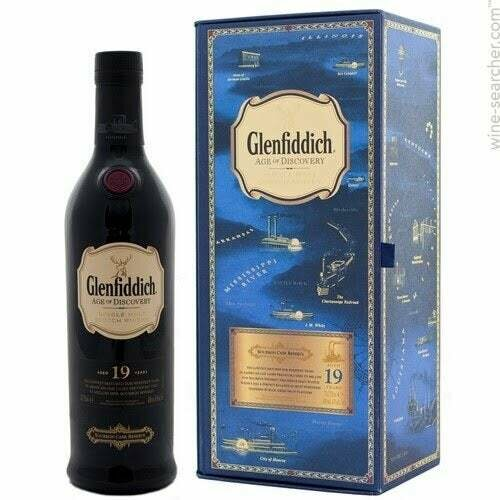 Glenfiddich 19 Year Age Of Discovery | 750 ML