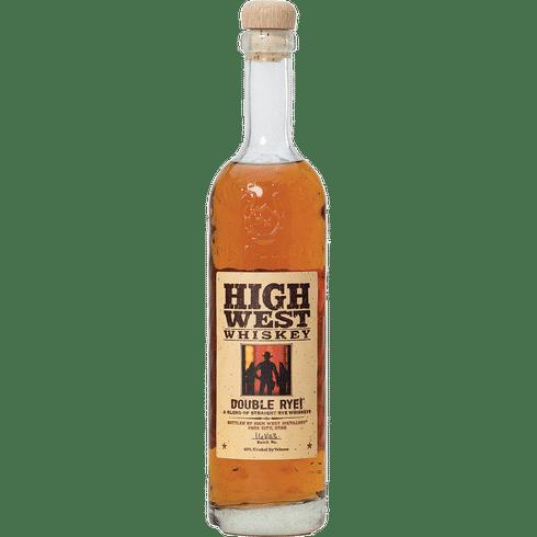 High West Double Rye   375 ML