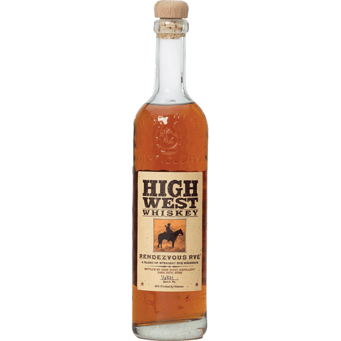 High West Rendezvous Rye   750 ML