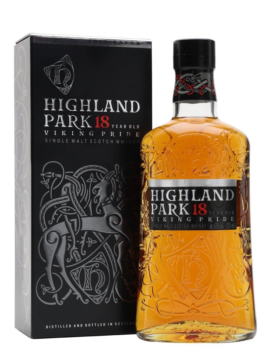Highland Park 18 Year Viking Pride | 750 ML