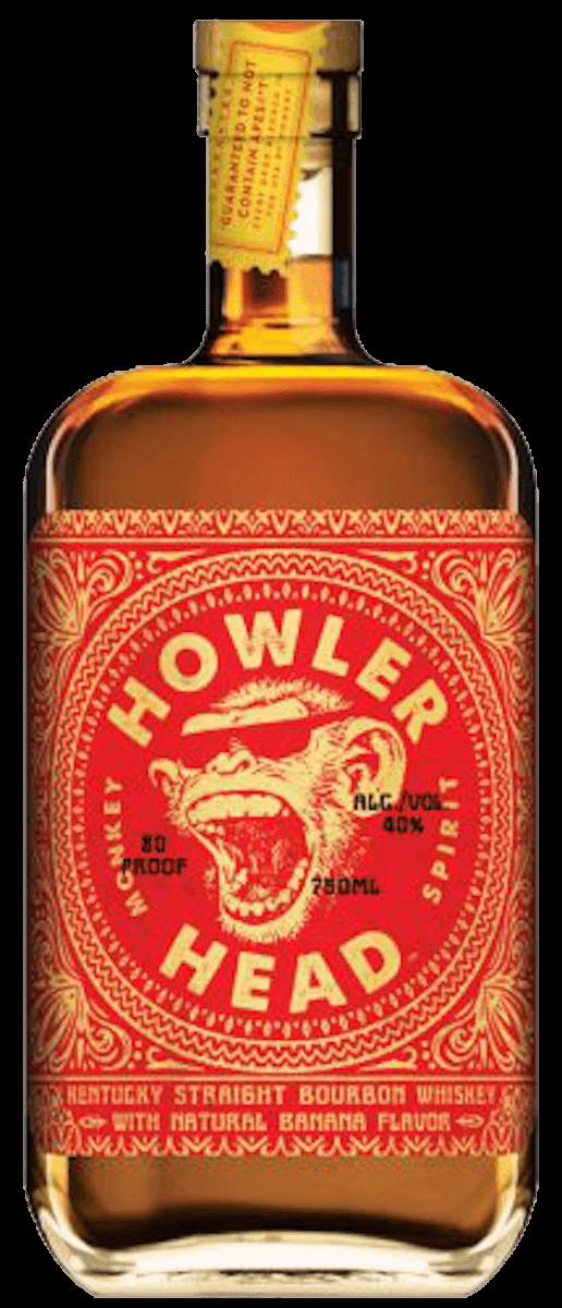 Howler Head Banana Bourbon | 750 ML