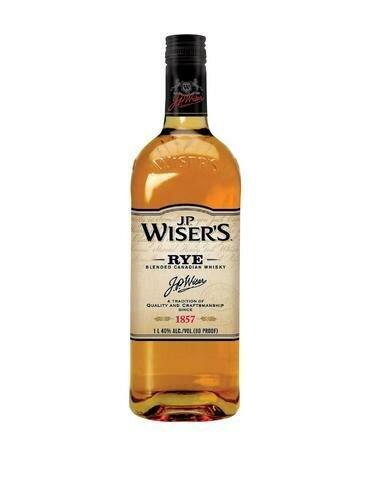 J.P. Wiser's Rye   1 L