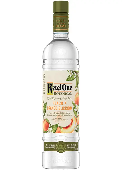 Ketel One Botanical Peach & Orange   750 ML