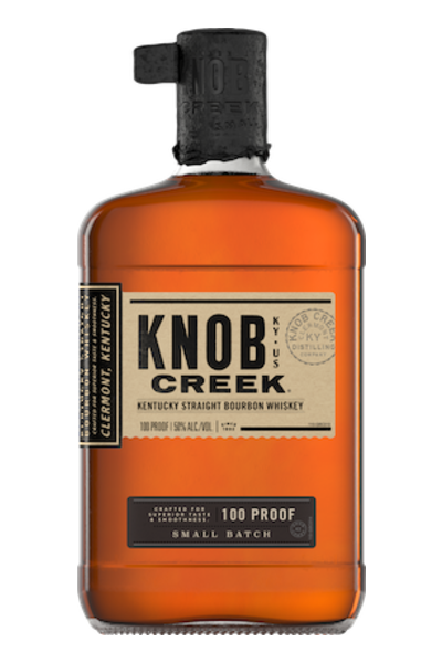 Knob Creek Bourbon   375 ML