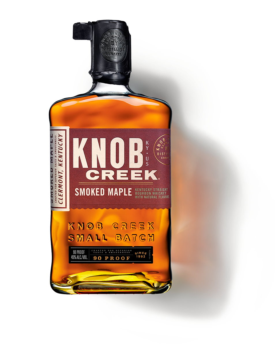 Knob Creek Smoked Maple   750 ML